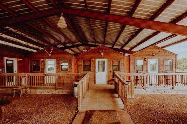 Lazy CK Ranch Cabin #2