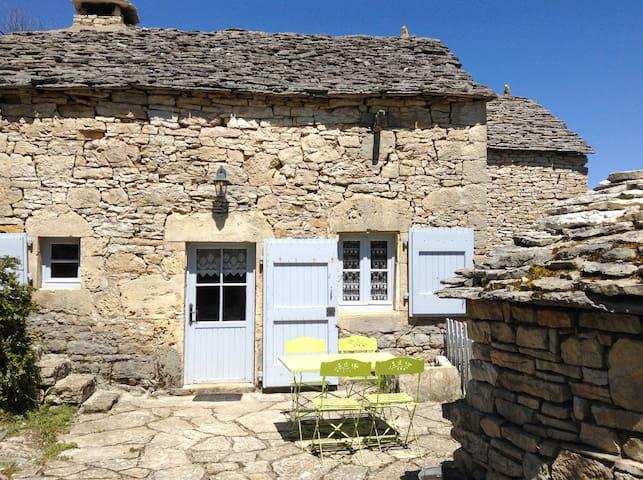 Maison du XIXè de charme sur le Causse Sauveterre
