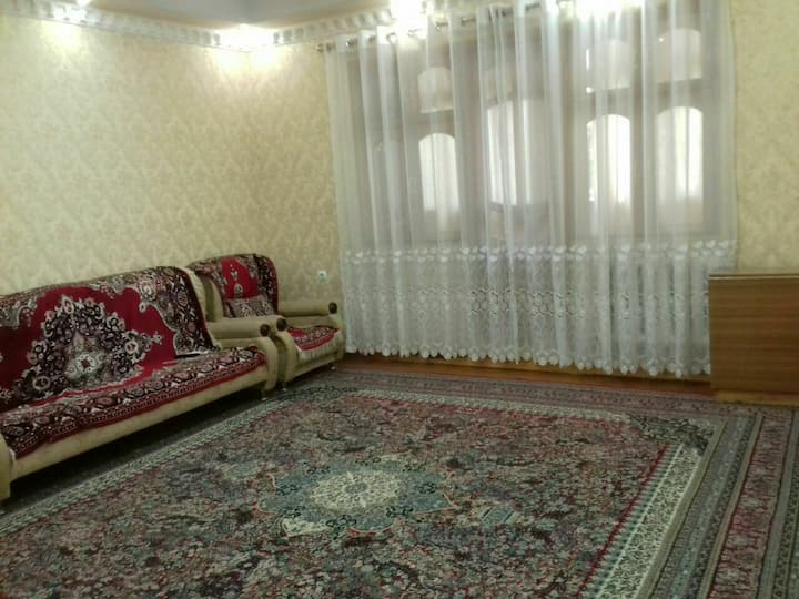 BUDGET APARTMENT IN THE CENTER OF TASHKENT