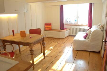 Apartment Au Soleil de Gruyères