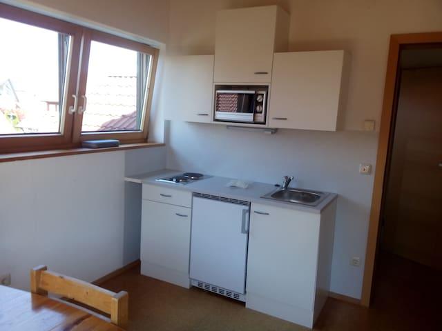 Ruhiges Wohnen am Stadtrand - Illerkirchberg - Casa