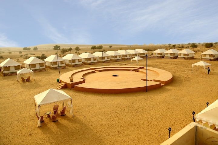 Exotic Luxury AC Room @Jaisalmer Rajasthan