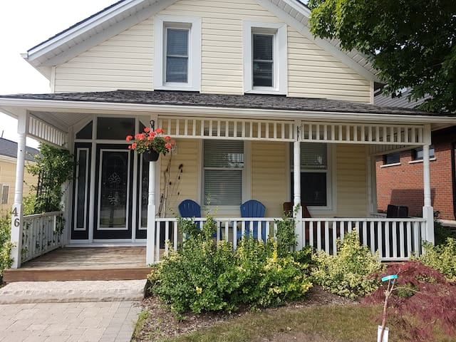 Century Home in Downtown Meaford