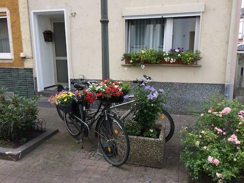 Home in Boppard +Einladung zum Frühstück