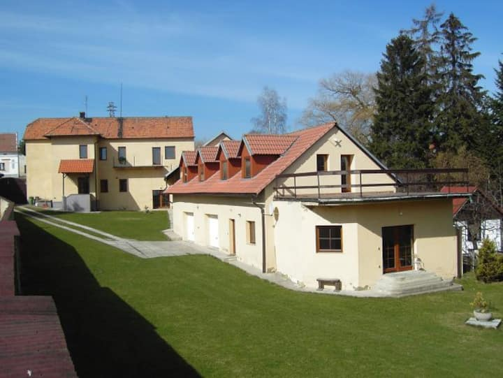 Andels apartments Vila 1