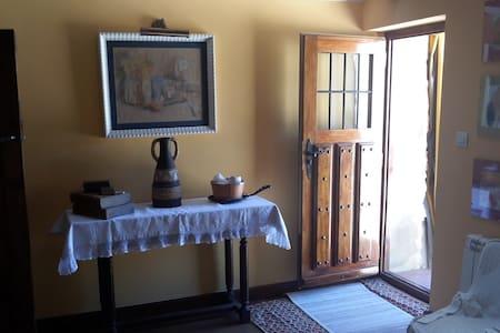 Casa Rural Perico - Parque Natural Montes Obarenes - Cubilla de la Sierra