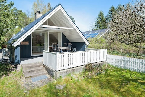 Cosy Holiday Home in Ebeltoft with Terrace