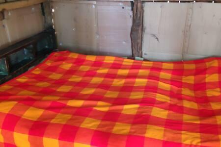 Mzingi Aberdares Rural Farm Stay Cabin