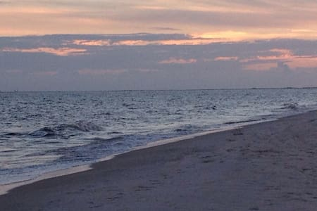 Beach Family Fun and Relaxation! - Dauphin Island