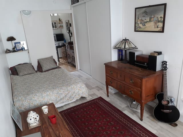 Cosy appartment in central Paris