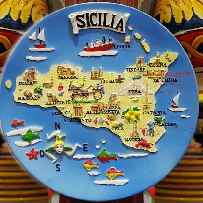 Experience the warmth of Sicily