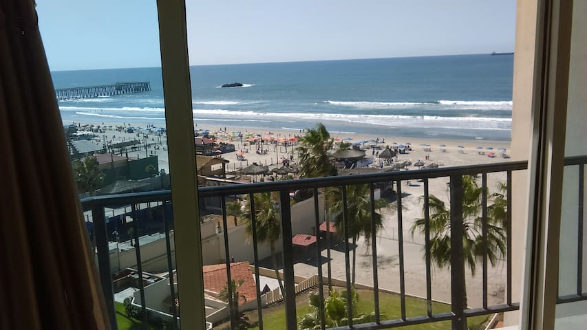 Oceanview Gated Rosarito Condo