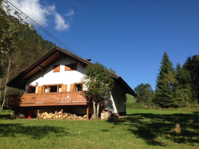 Relax in Baita - Dolomiti Trentino - Transacqua - Cabin