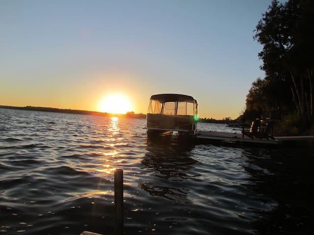 Charming Lake View Home