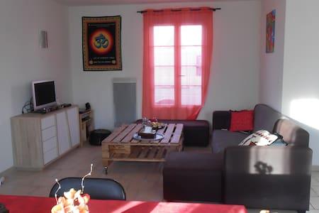 Maison dans la citadelle - Hiers-Brouage - Casa