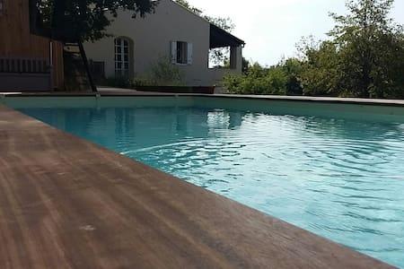 nid douillet en Drôme Provençale - Condillac - Διαμέρισμα