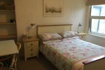 Double room in Victorian house.