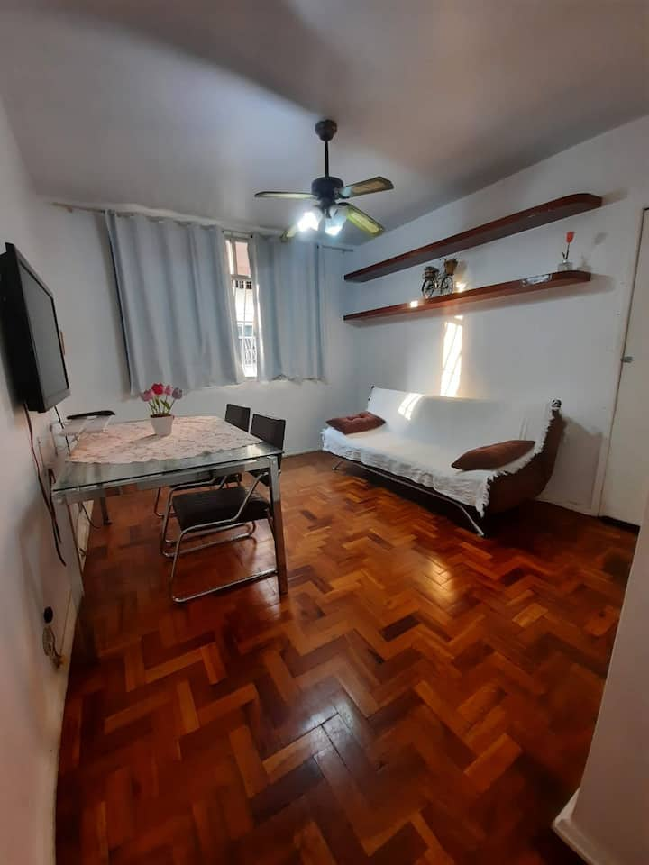 """""""Apartamento aconchegante em Icaraí"""""""