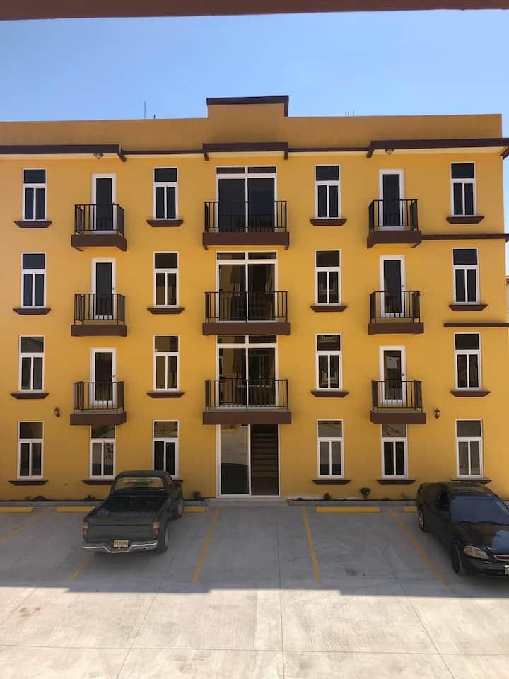 Amplio apartamento completo en quetzaltenango.