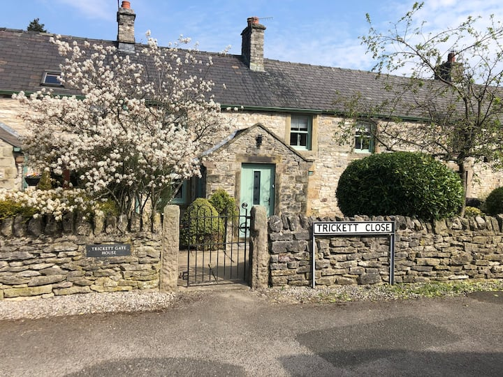 Trickett Gate House - Gorgeous 3 bed cottage