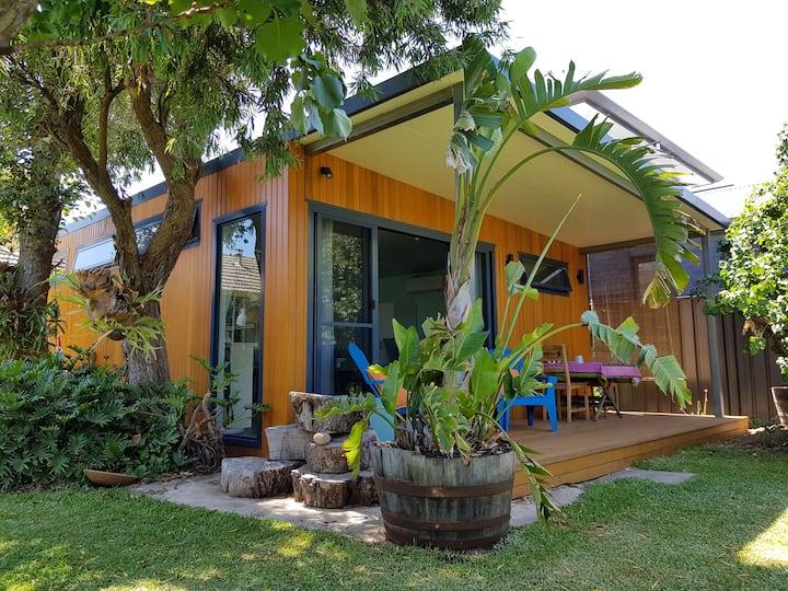 Couples Beach Retreat - with Spa & Home Cinema