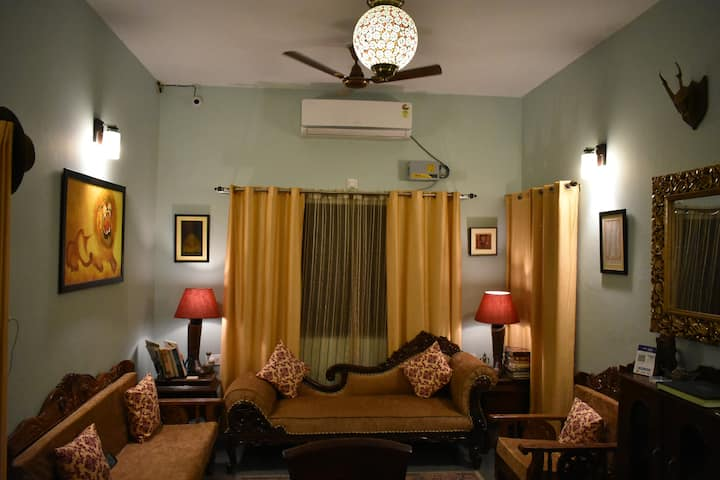 Colonel's Quarters, Dehradun- Entire Property
