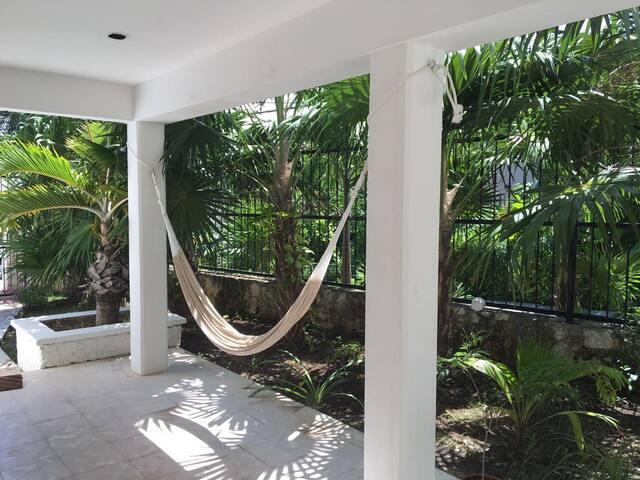 Jungle Room @Casa Cazon AC Best WIFI