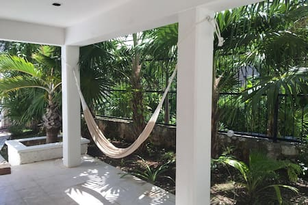 Jungle Room @Casa Cazon AC, 2ppl - Cancún