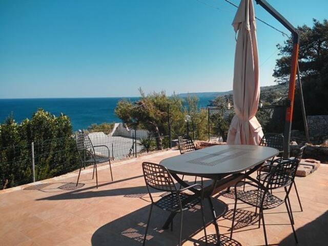Mare natura e relax a Castro Marina - Province of Lecce - Casa