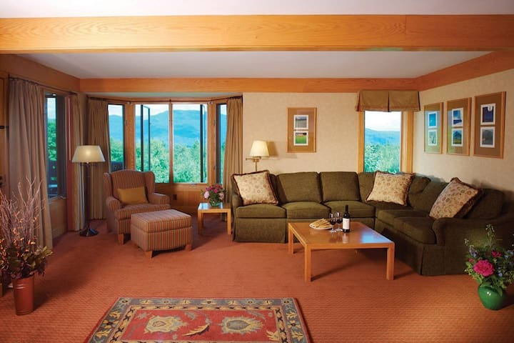 Trapp Family Lodge Guest House, December 15-22