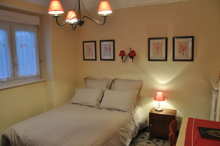 Chambre privative Centre Landerneau - Landerneau - House