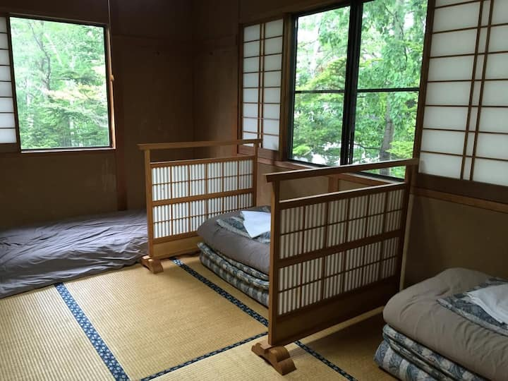 SingleFuton in Female Japanese-Style DormitoryRoom