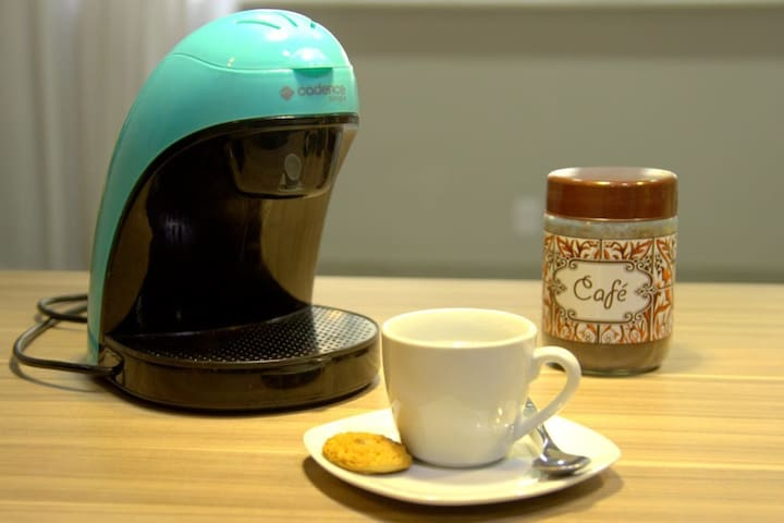 Café disponível