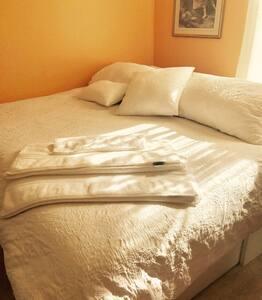 Cozy bedroom in the Village