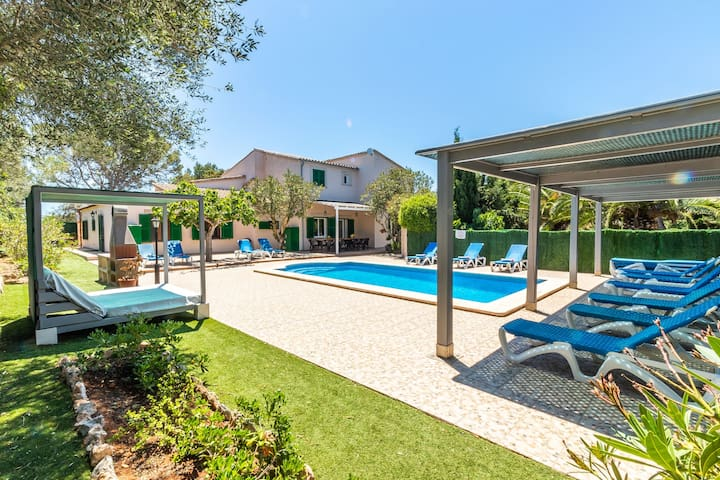 Airbnb Cala Santanyi Vacation Rentals Places To Stay