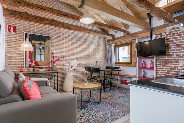 Centric apartment for 4PAX -Malasaña -3