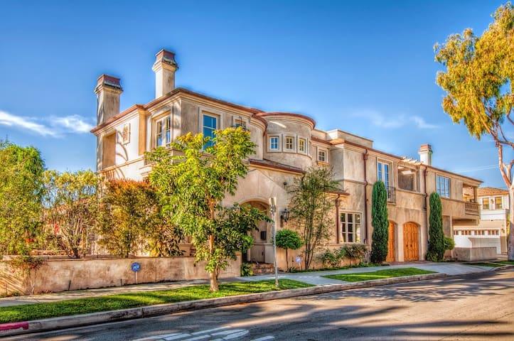 Luxury Designer Beach Villa - Newport Beach - Willa