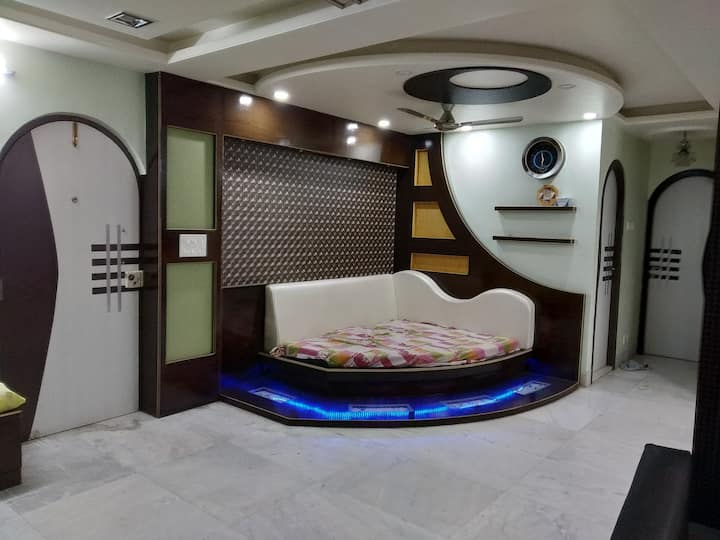 South facing Central Kolkata home - best comfort