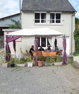 Gîte Plantagenêt - Saumur - บ้าน