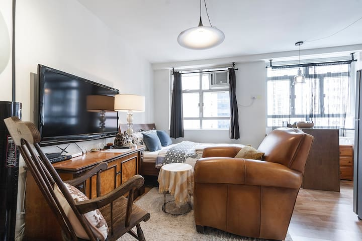 Cozy Studio at heart of SOHO, Central