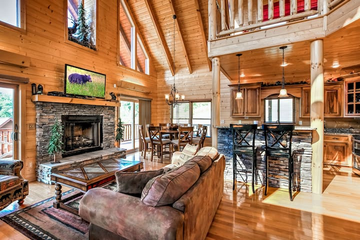 Stunning Lodge in the heart of Wears Valley
