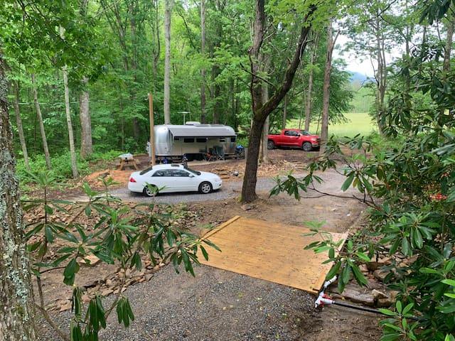 Lonesome Pine Farm RV SITE