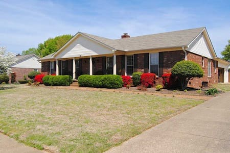 Centrally located home in quiet neighborhood. - Jackson