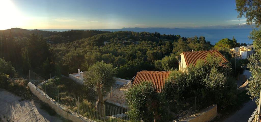 Villa Meli, Apergatika, Paxos - Apergatika