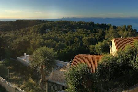 Villa Meli, Apergatika, Paxos - Apergatika - วิลล่า