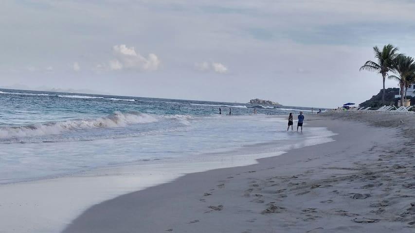 ALL NEW Dawn Beach Resort Oyster Pond St Maarten