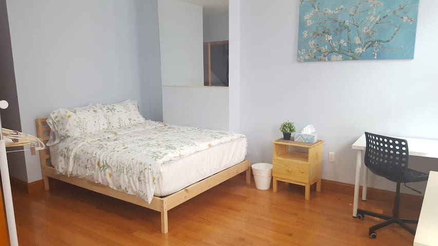 Complete Private Room in South Philly- Room A