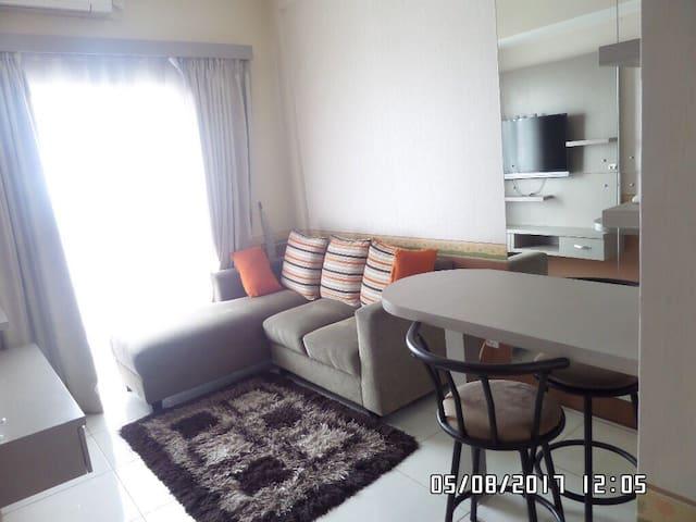 Apartment Sky Lounge Tamansari - 2 bedrooms