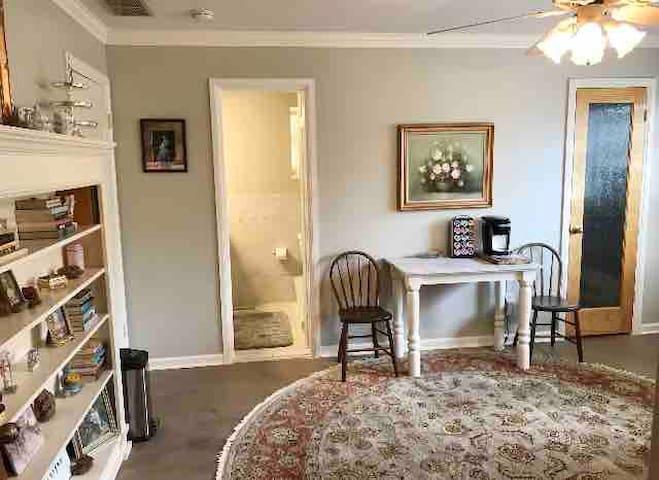 Sage Suite private entry & bath - OKCity FAB House