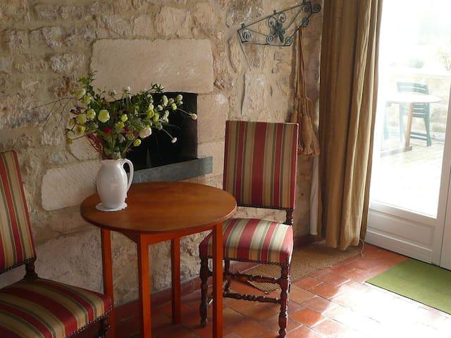 Chambre à la campagne - Serval - Casa